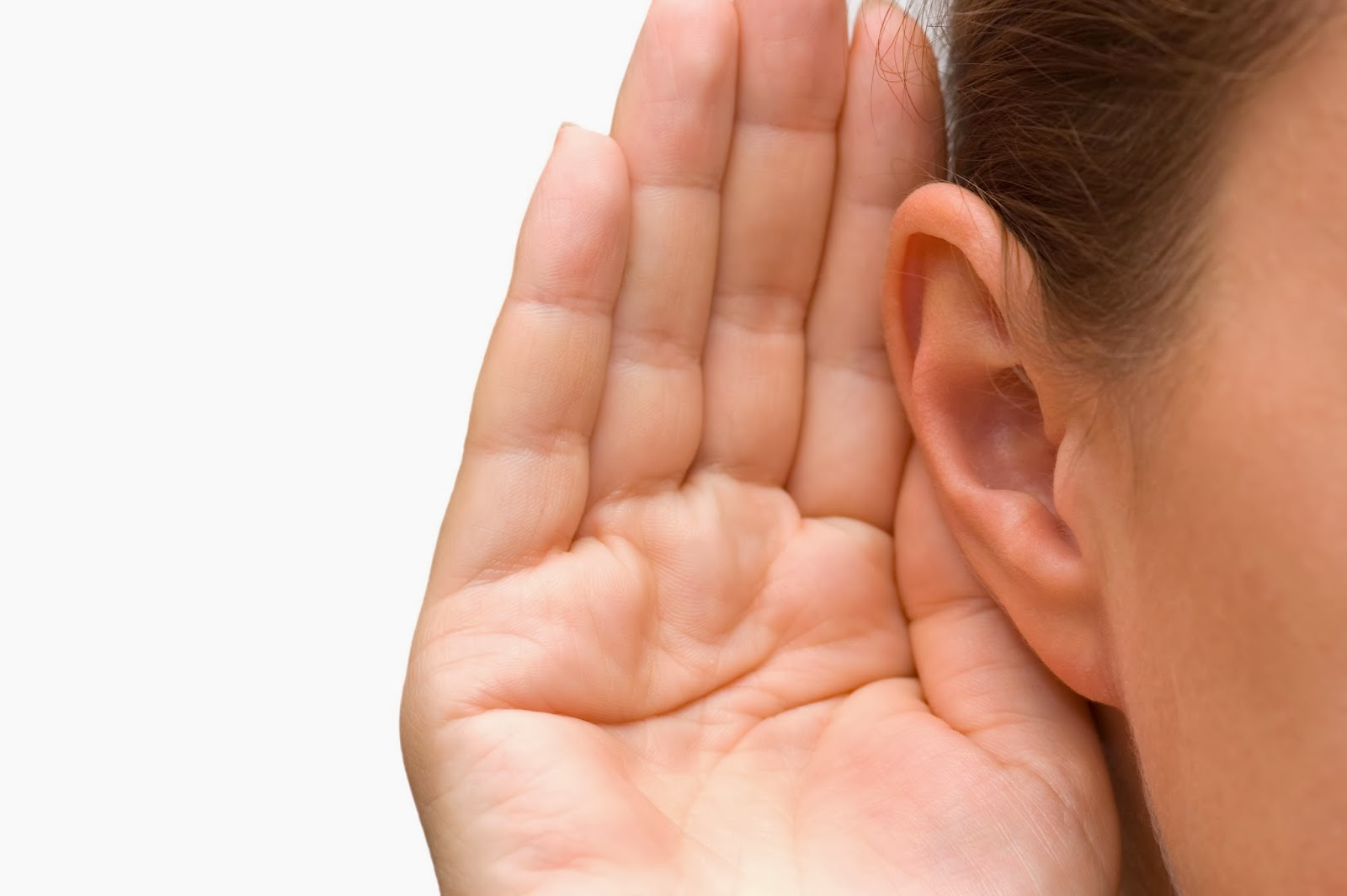 Hearing Different Sounds